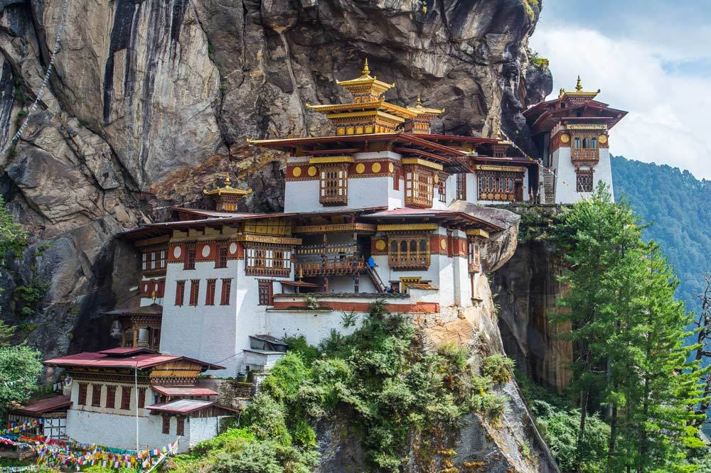 4 Nights 5 Days Bhutan tour packages
