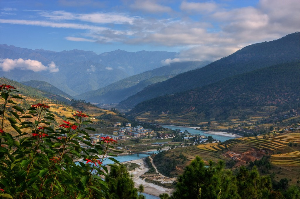 Night  Day Bhutan holiday packages