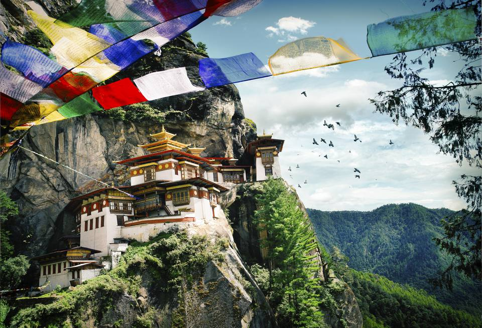 Night  Day Bhutan tour packages