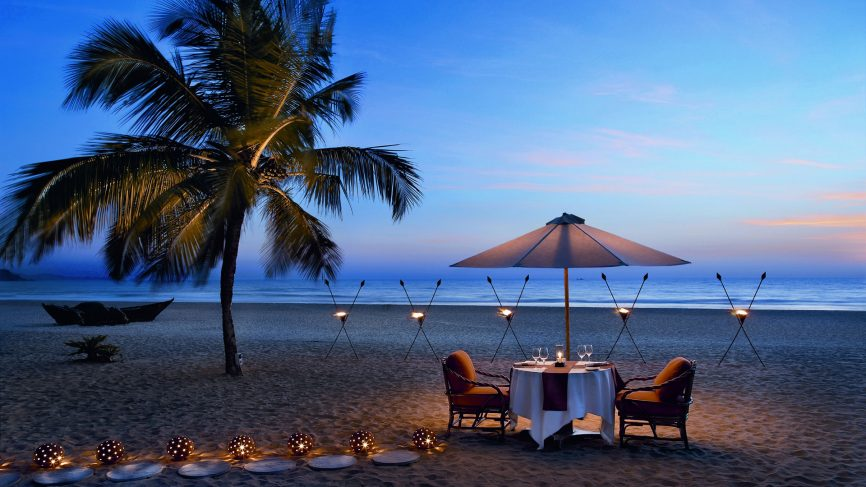 Night  Day Goa honeymoon packages