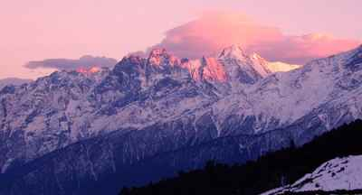 6 Nights 7 Days Himachal honeymoon packages