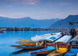 5 Nights 6 Days Kashmir tour packages