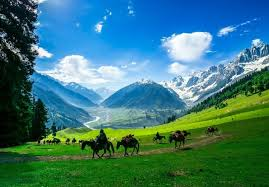 5 Nights 6 Days Kashmir honeymoon packages