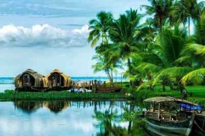 5 Nights 6 Days Kerala holiday packages