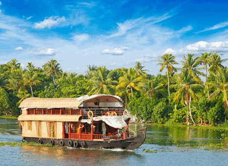 6 Nights 7 Days Kerala honeymoon packages