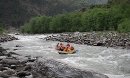 3 Nights 4 Days Manali holiday packages