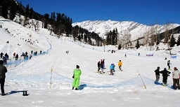Manali holiday packages
