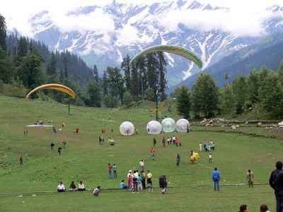 7 Nights 8 Days Manali honeymoon packages