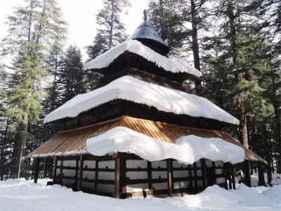 3 Nights 4 Days Manali honeymoon packages