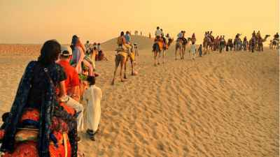 5 Nights 6 Days Rajasthan  honeymoon packages