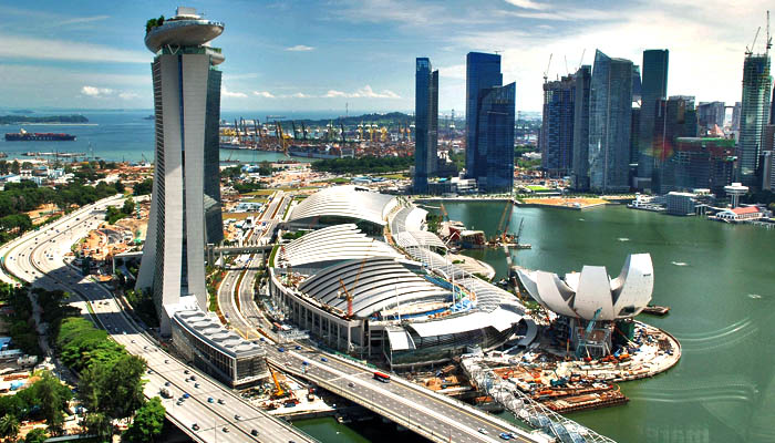7 Nights 8 Days Singapore honeymoon packages