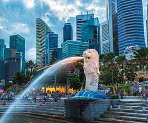 8 Nights 9 Days Singapore honeymoon packages